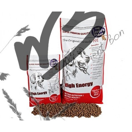 Dog Lovers Gold High Energy-Poulet-saumon-oeuf-riz