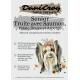 DaniCroc SC croquettes pour chien senior & light à la truite & saumon sans céréale - Cuisson basse température