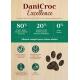 DaniCroc Excellence - Croquette pour chien - 80 % de protéines animales