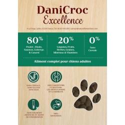 DaniCroc Excellence - Croquette pour chien