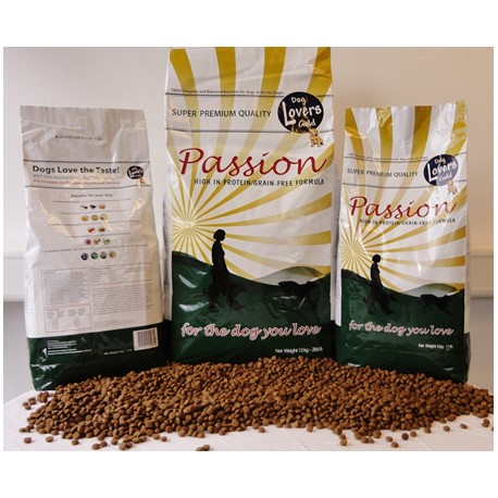 Dog Lovers Passion Hight Protein