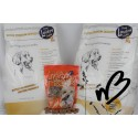 lot de 2 sacs de 13 kg Dog Lovers Gold 13 kg + 1 sac de friandise de 500 grammes